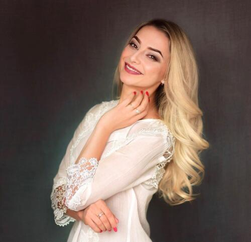 1653 Ekaterina Russian beauty girl